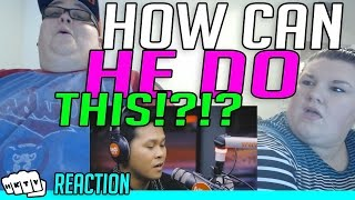 "MARCELITO POMOY ""THE PRAYER"" BLOWS OUR MINDS 🔥REACTION!!🔥"