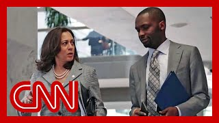 Widow of Harris staffer: Kamala dropped everything to be with us