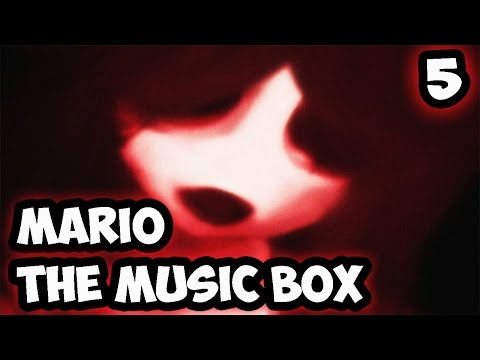 MARIO THE MUSIC BOX #5 - HIDE AND GO DIE!!