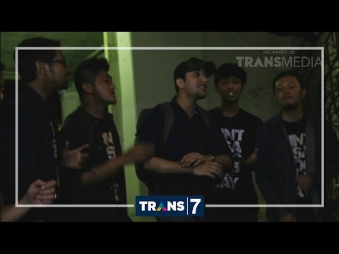 THE JOURNEY OF A BACKPAKER eps. 18 JOGJA KERATON (23/6/16) 3-3