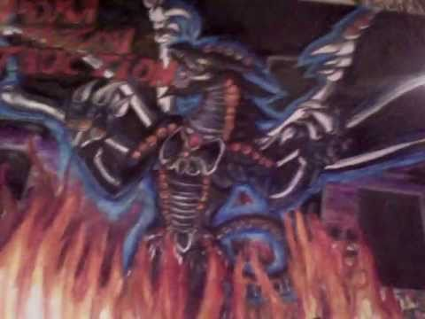 VIDEO: Yugioh Gandora the Dragon of Destruction Monster ...