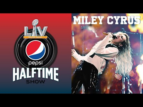 Miley Cyrus's FULL Pepsi Super Bowl LV Halftime Show