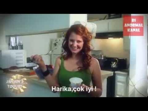 Porno Yıldızı Yoğurt Reklamında Oynarsa   If the Play Porn Star Yogurt Ads