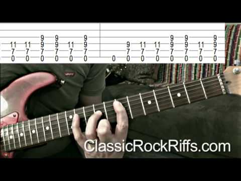 Queen - Tie Your Mother Down - Intro Lesson + TAB