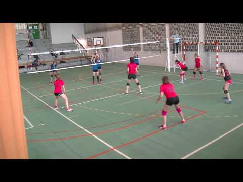 Volleyball Wissous - Longjumeau