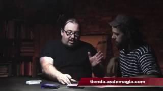 Vídeo: LAP de Dani DaOrtiz, Yann Frisch y Juan Tamariz