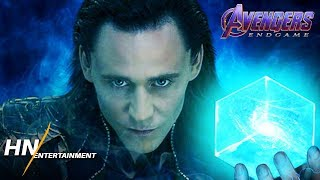 MARVEL OFFICIALLY Reveals What Happened to LOKI In Avengers Endgame