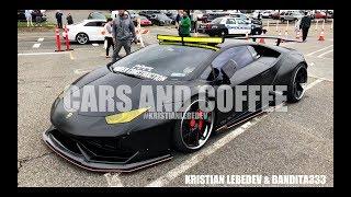 Cars and coffee NYC Kristian Lebedev Bandita333