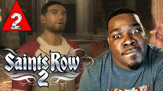 Saints Row 2 Gameplay Walkthrough Part 2 - Headquarters - Lets Play Saints Row 2