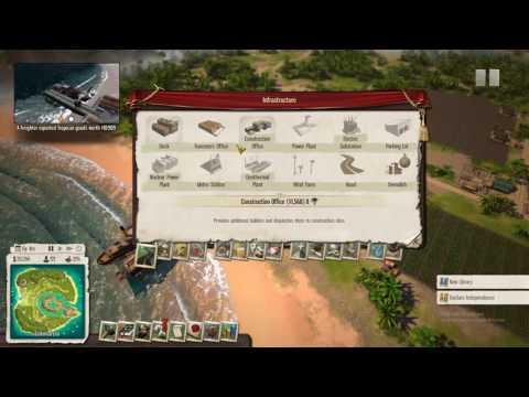 Tropico 5 Campaign Part 4: The Creamery |