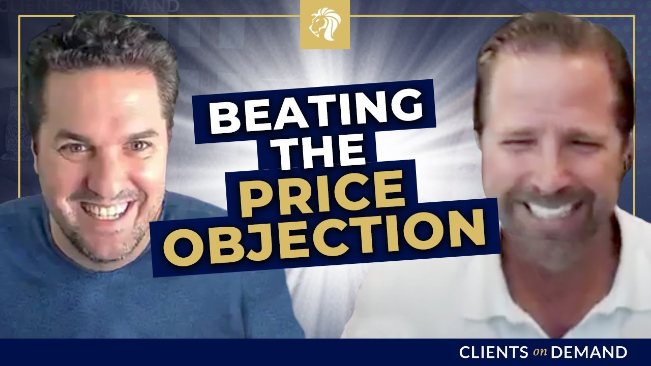 Beating The Price Objection