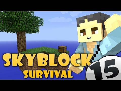 MINECRAFT: SKYBLOCK SURVIVAL - FARMANDO MAIALI INFERNALI!!! #15
