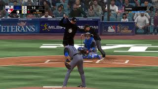 MLB The Show game 1
