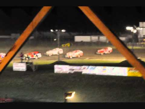 Canaan Dirt Speedway Modified's 05-27-2011