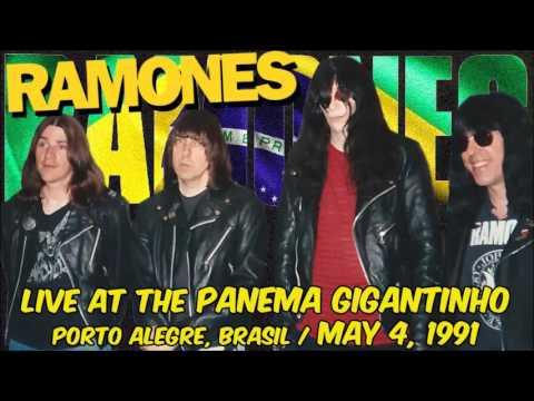 Ramones - Gigantinho (Porto Alegre, Brasil 04/05/1991)