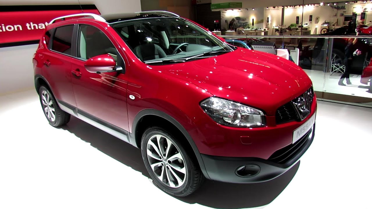 2013 nissan qashqai diesel exterior and interior walkaround 2013 frankfurt motor show youtube. Black Bedroom Furniture Sets. Home Design Ideas