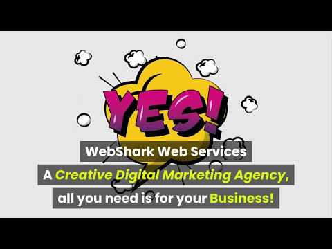WebShark Web Services  India's Most Creative Digital Agency Located In Bangalore