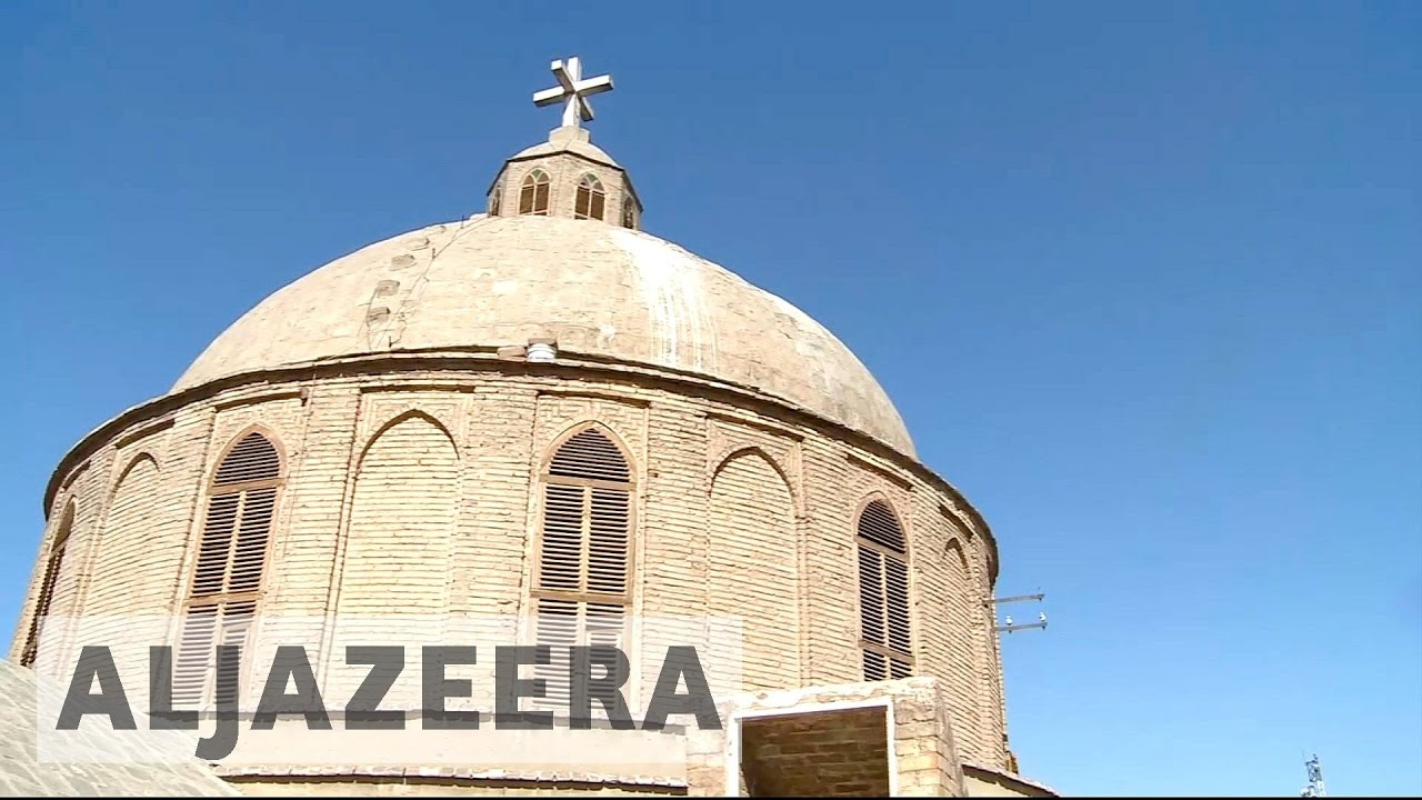 Historic churches in Iraq facing neglect or destruction