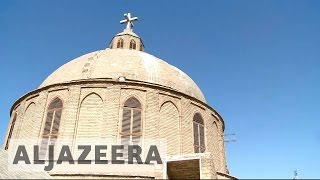 Historic churches in Iraq facing neglect or destruction