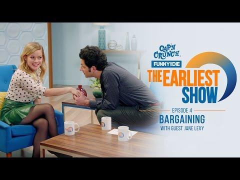 The Earliest Show: Bargaining with Jane Levy (Episode 4)