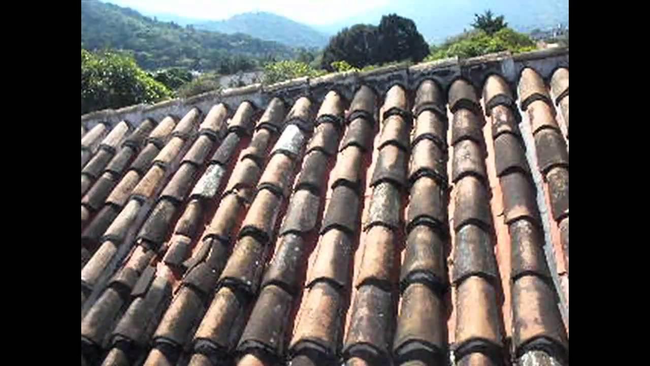 Terraza Mirador Hotel Casa Santo Domingo Youtube