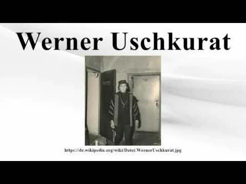 Werner Uschkurat