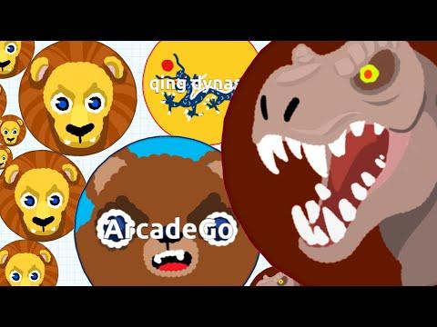 Agar.io Clash of Clan! Merry Christmas! ArcadeGo Agario Live Stream