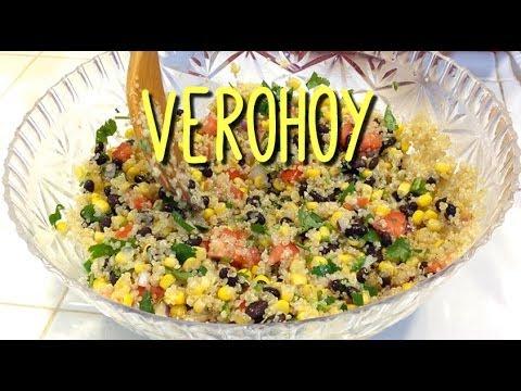 Como preparar quinoa a la mexicana facil receta for Cocinar la quinoa