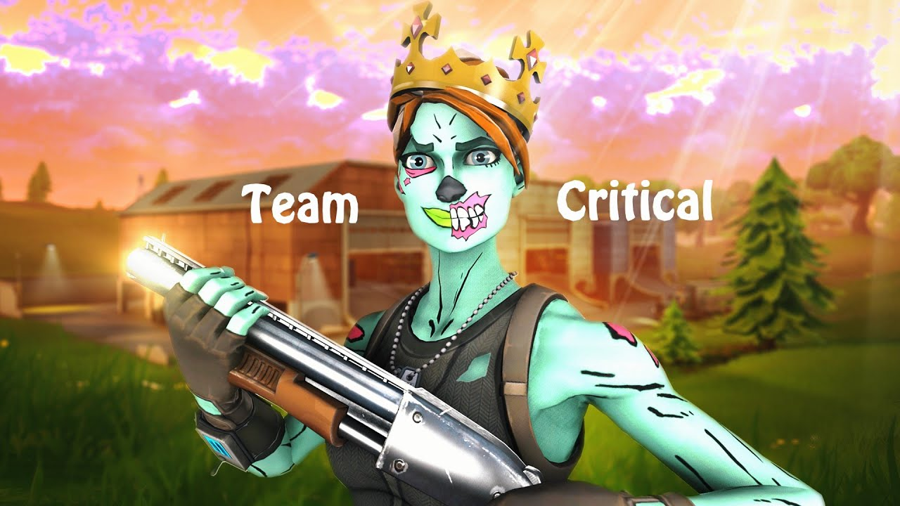 Want to join Team Critical? (Fortnite Clan RC) #CriticalRC ...