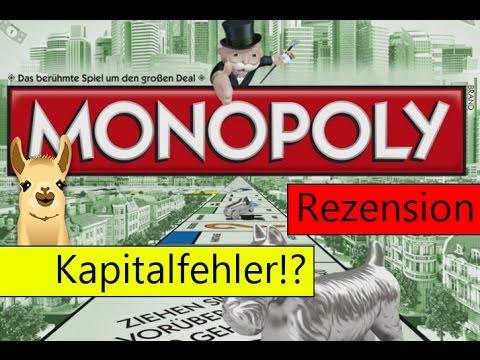 Monopoly Anleitung