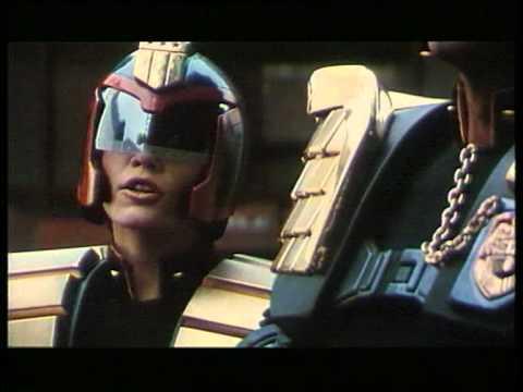 Judge Dredd Trailer