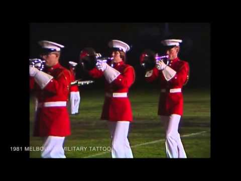 1981 Melbourne Military Tattoo