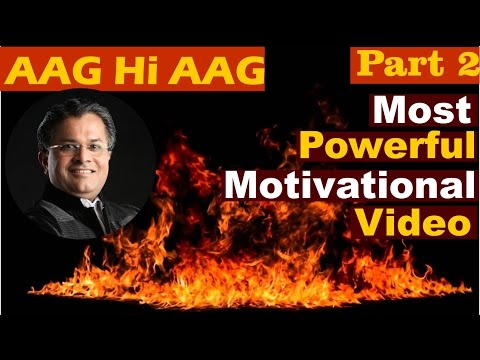 Aag Hi Aag Part 2 by Santosh Nair | Best Motivational Video in Hindi