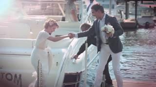 """Свадьба в Яхт-клубе """"Нептун"""" 14 (Панорама)"""