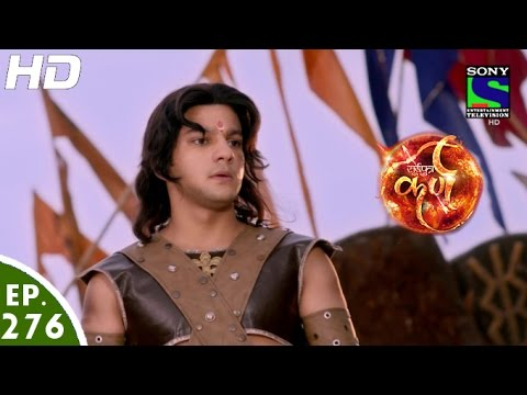 Suryaputra Karn - सूर्यपुत्र कर्ण - Episode 276 - 27th June, 2016