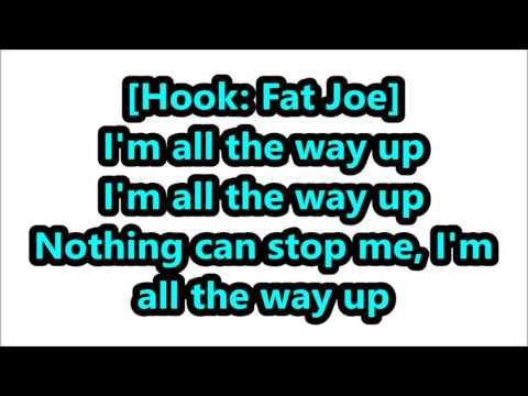 all the way up lyrics