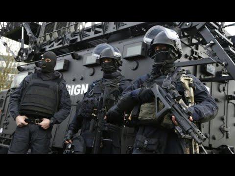Gendarmerie nationale au cœur de l'unité d'élite du GIGN