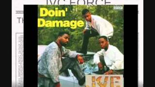 STRONG ISLAND (The BLUE Mix) - JVC FORCE