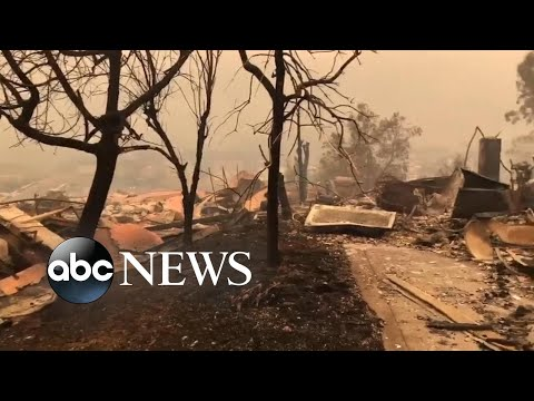 More fires in California wine country prompt emergency evacuations | WNT