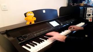 Christophe Mae - Il est où le bonheur (piano cover) [HD]