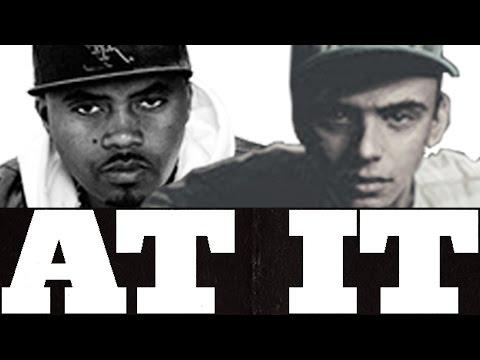 Logic x Nas Type Beat