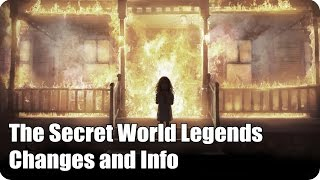 The Secret World Legends Changes and Info