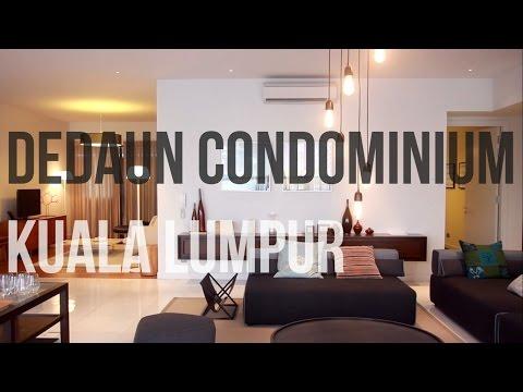 Dedaun Condominium, Kuala Lumpur Property Tour