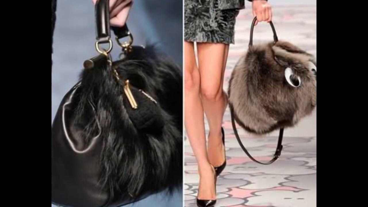 940d47f5ff44c 2017 trend bayan çanta modelleri - YouTube