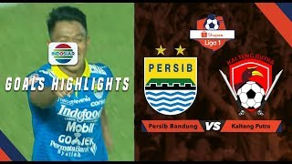 Persib Bandung (2) vs Kalteng Putra (0) - Goal Highlights | Shopee Liga 1