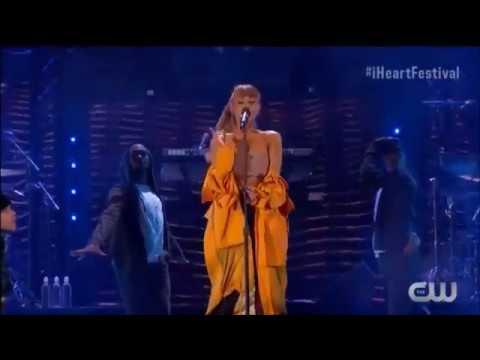 Be Alright - Ariana Grande Live At IHeartRadio Music Festival Las Vegas 2016