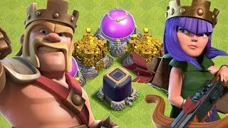 MVP T-shirt Giveaway!  First Day Back, TH12 Farm to Max | Clash of Clans