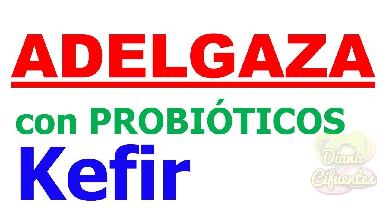 probioticos sirven para adelgazar