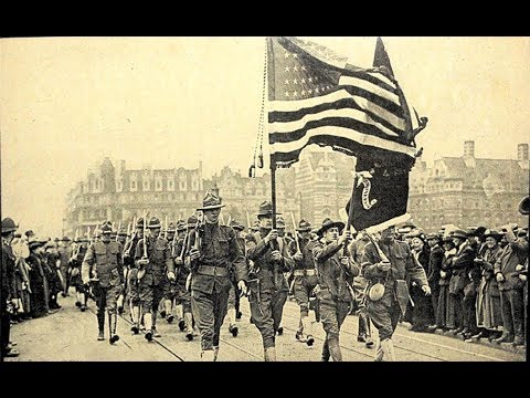Over There - WW1 American Patriotic Song