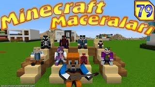 SiNCAP ŞARKI SÖYLÜYOR (Minecraft Maceraları Örümcek Adam)